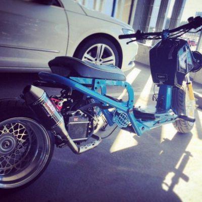 Honda Zoomer 2013