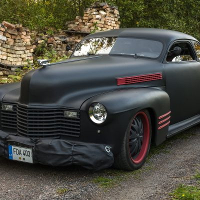 Cadillac Coupe 1941 Street Rod